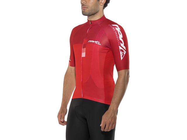 Red Cycling Products Pro Race Kortærmet cykeltrøje Herrer, red